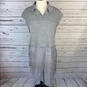 Anthropologie Post Mark Dress Size Medium